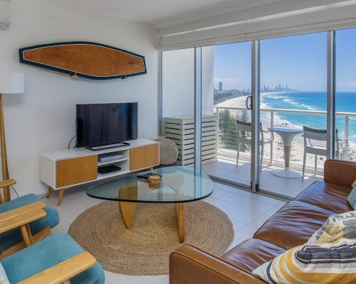 Burleigh Heads 2 bedroom Holiday Accommodation