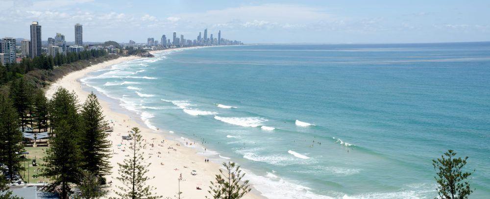 Weather Beach Gold Coast